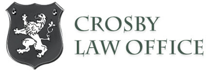 Crosby Law Office: Home