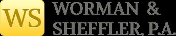 Worman & Sheffler, P.A.: Home