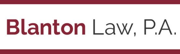 Blanton Law, P.A.: Home
