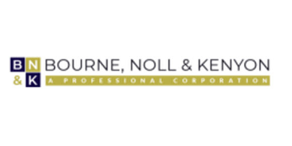 Bourne, Noll & Kenyon, A Professional Corporation: Home