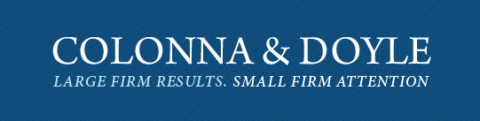 Law Office of Colonna & Doyle: Home