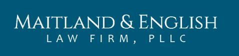 Maitland & English Law Firm, PLLC: Home