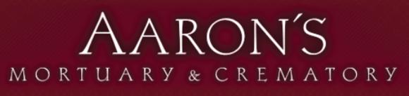 Aaron's Mortuary & Crematory: Home