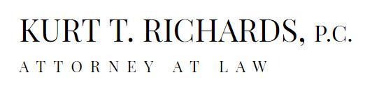 Kurt T. Richards, P.C.: Home