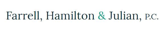 Farrell, Hamilton & Julian, P.C.: Home