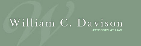 Williams C. Davison, Attorney at Law: Home