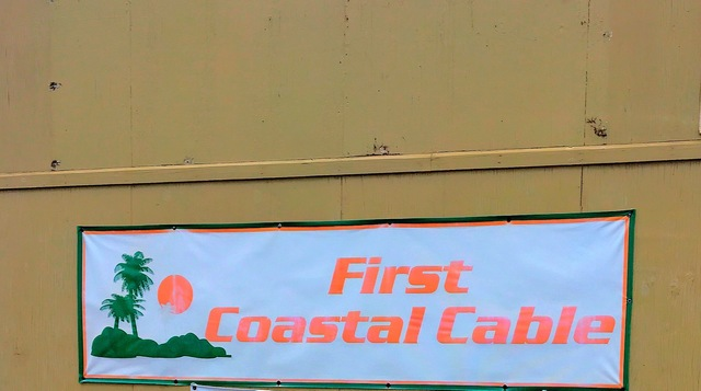 DISH: First Coastal Cable