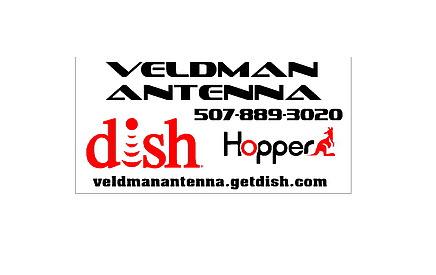 DISH: VELDMAN ANTENNA