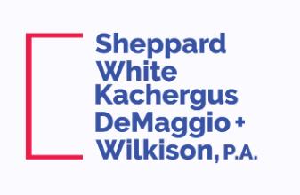 Sheppard, White, Kachergus, & DeMaggio, P.A.: Home