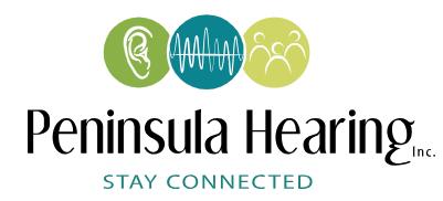 Peninsula Hearing: Home