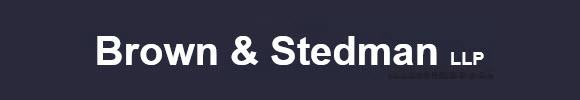 Brown & Stedman LLP: Home