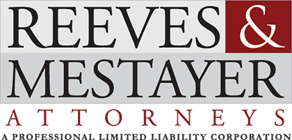 Reeves & Mestayer: Home