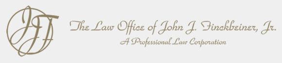 The Law Offices of John J. Finckbeiner Jr.: Home