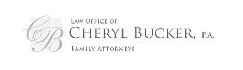 Law Office of Cheryl Bucker, P.A.: Home
