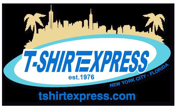 T-Shirt Express: T-Shirt Express New York