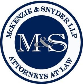 McKenzie & Snyder LLP: Home