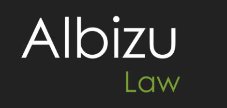 Albizu Law: Home