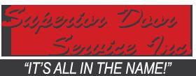 Superior Door Service Inc: Home
