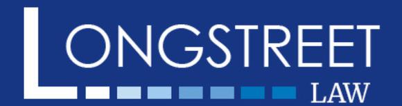 Longstreet Law, LLC: Home