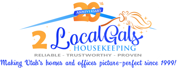 2 Local Gals Housekeeping: Home