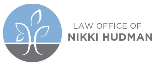 Law Office of Nikki Hudman: Home
