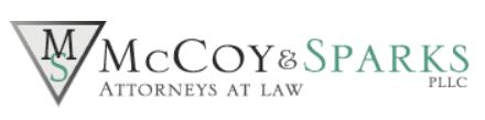 McCoy & Sparks, PLLC: Home