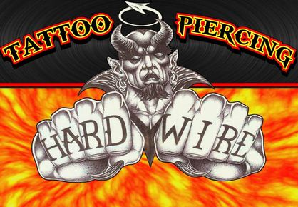 Hardwire Tattooing: Home