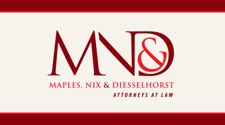 Maples, Nix & Diesselhorst: Home