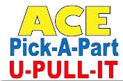 ACE Pick A Part: Home