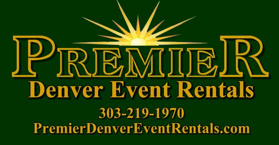 Premier Denver Event Rentals: Home