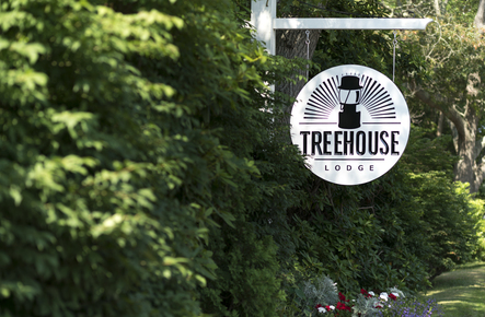 Treehouse Lodge: Home