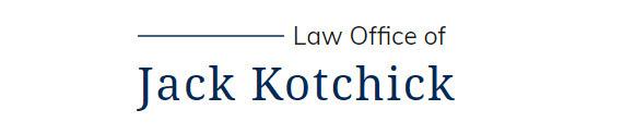 Law Office of Jack Kotchick: Home