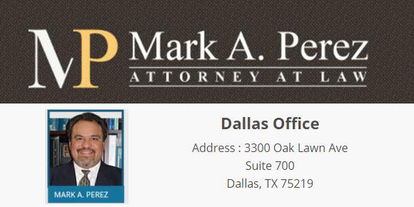 Mark A. Perez, Attorney at Law: Home