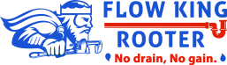 Flow King Rooter: Home