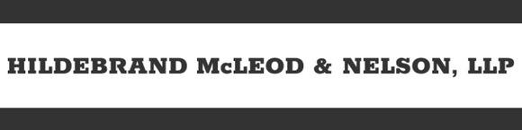 Hildebrand McLeod & Nelson LLP: Home