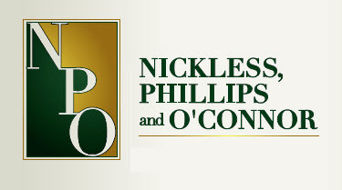 Nickless, Phillips and O'Connor: Home