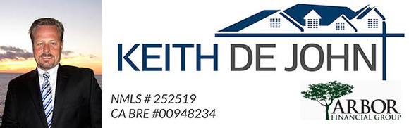 Keith DeJohn, Mortgage Lender NMLS #252519: Home