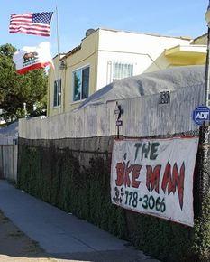 The Bike Man at Bike Service & Repair: Home