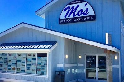 Mo's Chowder: Mo's Chowder,  Astoria