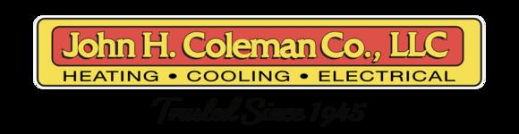 John H Coleman: Home
