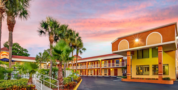 Hotel South Tampa & Suites: Home