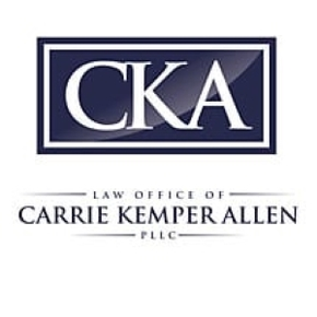 Law Office of Carrie Kemper Allen, PLLC: Home