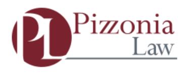 Pizzonia Law, LLC: Home