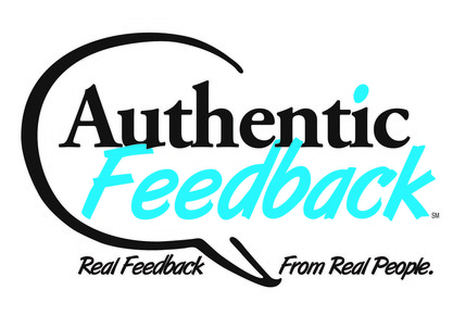 Authentic Feedback: Home