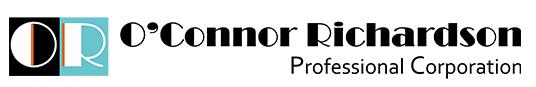 O'Connor Richardson Professional Corporation: Home