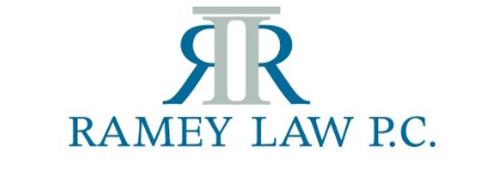 Ramey Law, P.C.: Home