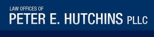 Law Offices of Peter E. Hutchins  PLLC: Home