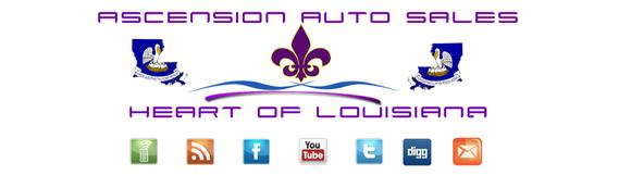 Ascension Auto Sales: Home