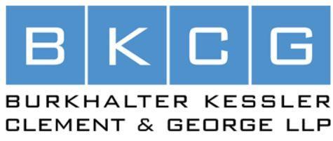 Burkhalter Kessler Clement & George LLP: Home