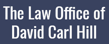 The Law Office of David Carl Hill: Home